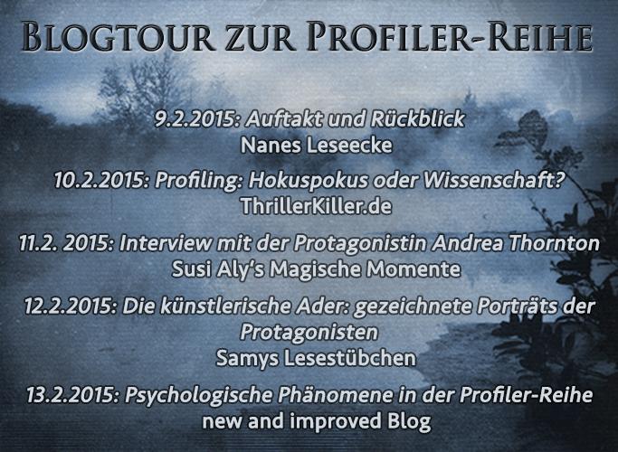 Blogtour Übersicht