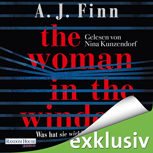 A.J. Finn - The woman in the window