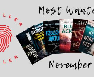 Most Wanted_November